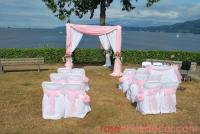Chuppah rentals west vancouver